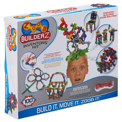 Zoob 100 Piece Inventors 100-pc. Interactive Toy