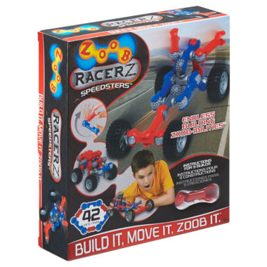 jcpenney.com | Zoob Speedsters 42-pc. Interactive Toy