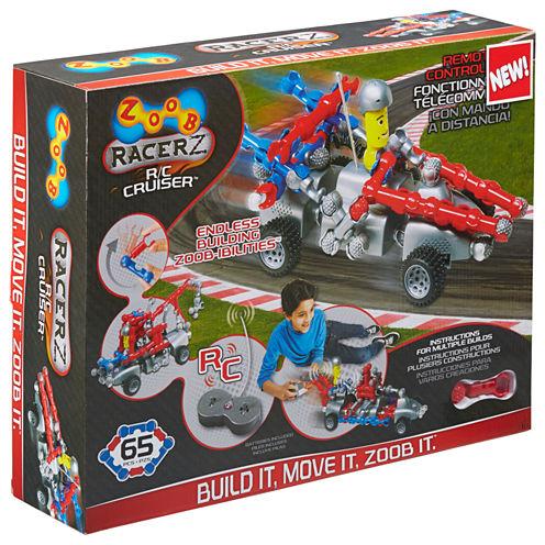 Zoob Remote Control Cruiser Interactive Toy