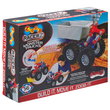 jcpenney.com | Zoob Mobile Monster Trucks Interactive Toy