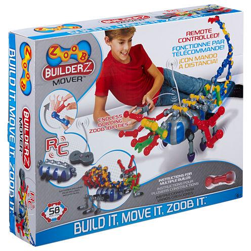 Zoob Builderz Mover Interactive Toy - Unisex