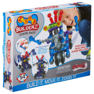 jcpenney.com | Zoob Builderz Bot Interactive Toy