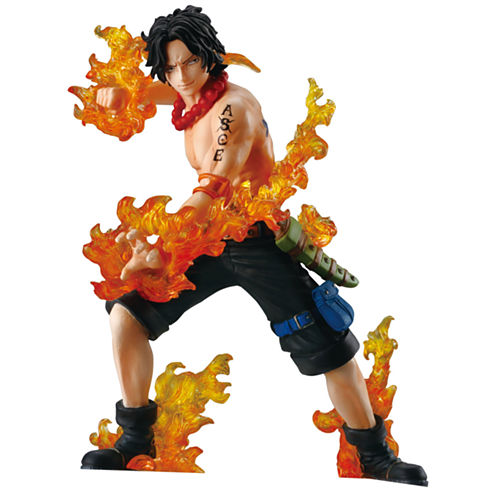 One Piece Three Brothers of Flame Attack Styling, Portgas D Ace