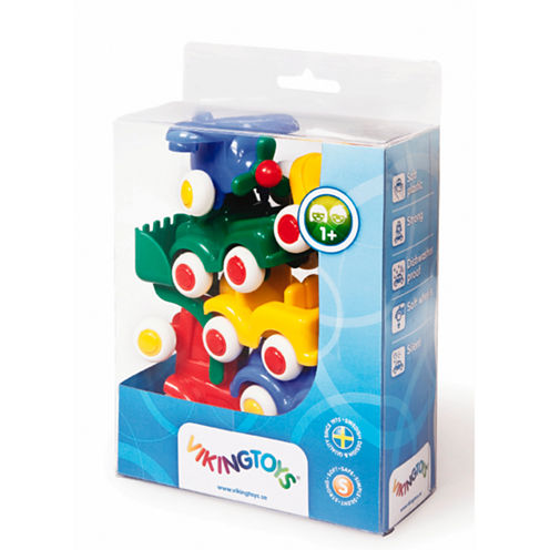 International Playthings 7-pc. Toy Playset