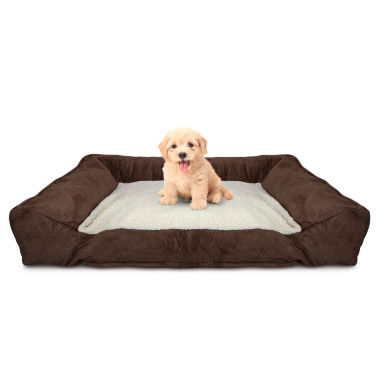 jcpenney.com | Animal Planet Memory Foam Lounger Pet Bed With Carry Bag