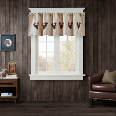 jcpenney.com | Deer Rod-Pocket Valance
