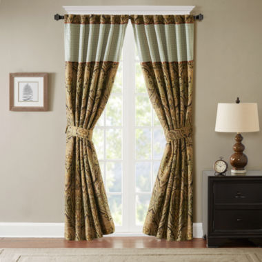 jcpenney.com | Canovia Springs Rod-Pocket Curtain Panel