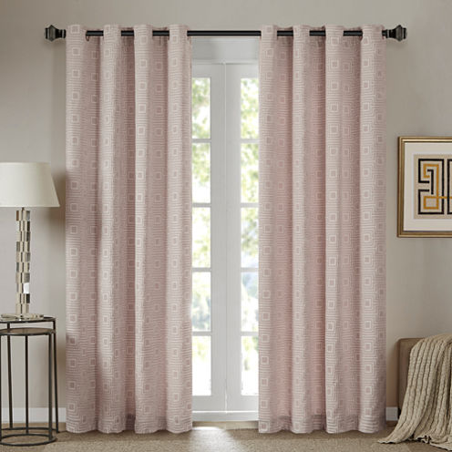 Pathways Grommet-Top Curtain Panel