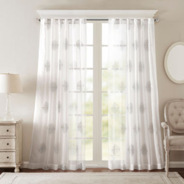 jcpenney.com | Massa Grommet-Top Curtain Panel