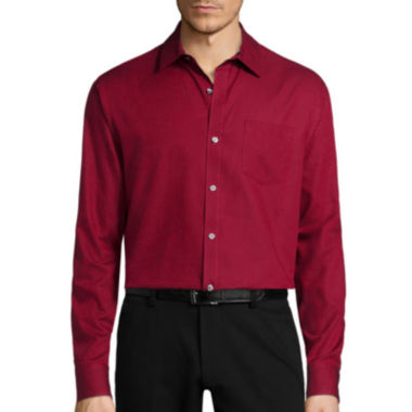 jcpenney.com | Claiborne® Long-Sleeve Pocket Woven Shirt
