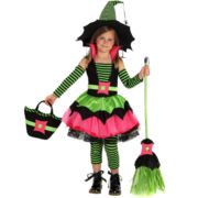 Spiderina Girls Costume