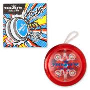 Mojo's House Of Fun Light-Up And Sound Effect Yo-Yo With Clutch