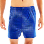 Hanes® Pima Cotton Stretch Boxers