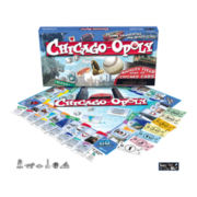 Chicago-opoly Board Game