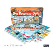 San Fransisco-opoly Board Game