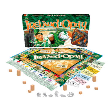 jcpenney.com | Ireland-opoly Board Game