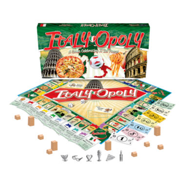 jcpenney.com | Italy-opoly Board Game