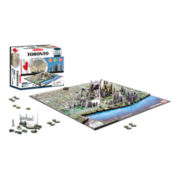 4D Cityscape Toronto Time Puzzle