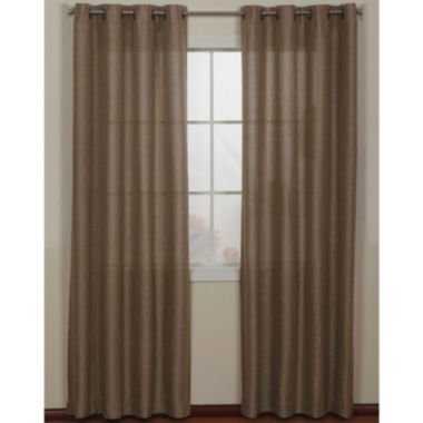 jcpenney.com | Lancer Grommet-Top Curtain Panel