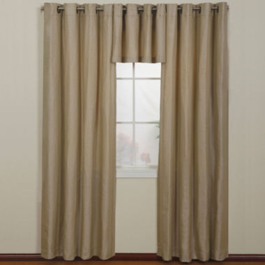 jcpenney.com | Aruba Grommet-Top Window Treatments