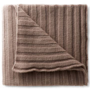 Design by Conran Knitted Marl Wool Throw