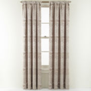 Royal Velvet® Mariska Rod-Pocket/Back-Tab Curtain Panel