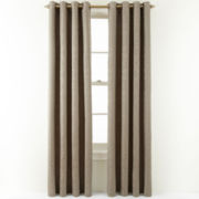 Royal Velvet® Georgina Grommet-Top Curtain Panel