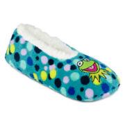 Disney® Kermit Fuzzy Babba Slipper Socks