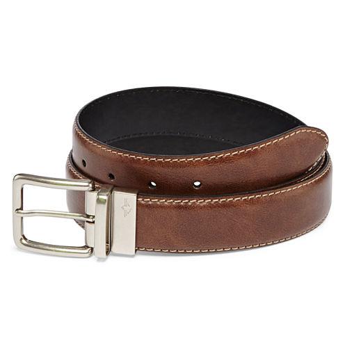 Dockers® Reversible Single-Stitch Dress Belt