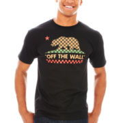 Vans® Cornered Graphic Tee