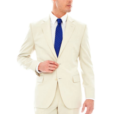 Stafford® Travel Stone Suit Jacket by Stafford