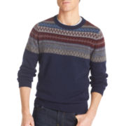 IZOD® Fair Isle Sweater