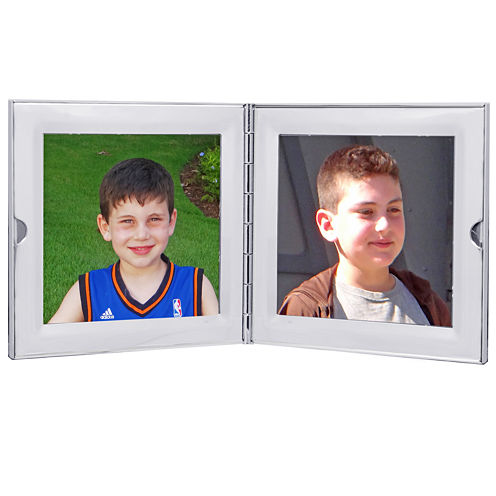 """Natico Compact 2-Opening 1¾x1¾"""" Collage Picture Frame"""