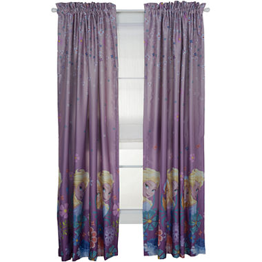jcpenney com   Disney Frozen Breeze Rod Pocket Room Darkening Curtain Panel. Disney Frozen Breeze Rod Pocket Blackout Panel