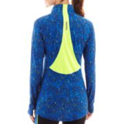 Xersion™ Half-Zip Print Pullover