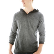i jeans by Buffalo Cartomas Long-Sleeve Hoodie Tee