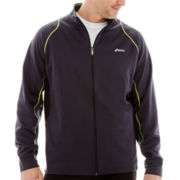 ASICS® Fleece Track Jacket