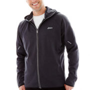 ASICS® Hooded Full-Zip Jacket