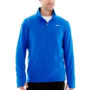 Asics® Quarter-Zip Fleece Training Top