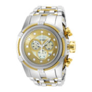 Invicta® Reserve Bolt Zeus Mens Stainless Steel Chronograph Watch 12746