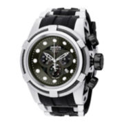 Invicta® Reserve Bolt Zeus Mens Two-Tone Chronograph Sport Watch 0831