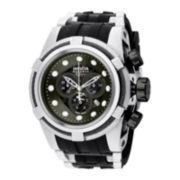 Invicta® Reserve Bolt Zeus Mens Two-Tone Chronograph Sport Watch 0831