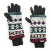 MUK LUKS® Reversible Gloves
