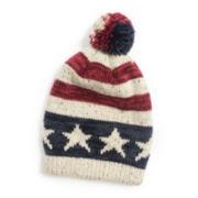 MUK LUKS® Americana Cuff Cap