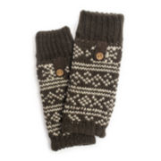 MUK LUKS® Fair Isle Arm Warmers