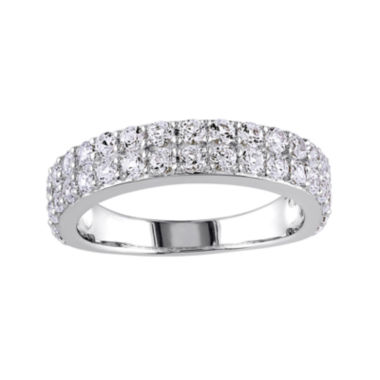 jcpenney.com | Lab-Created White Sapphire Sterling Silver Ring