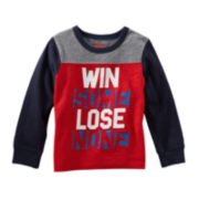 OshKosh B'Gosh® Long-Sleeve Graphic Tee - Toddler Boys 2t-5t