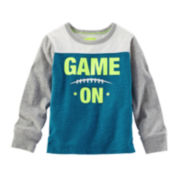OshKosh B'Gosh® Football Graphic Tee - Toddler Boys 2t-5t