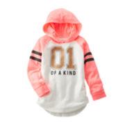 OshKosh B'Gosh® Hooded Tunic - Toddler Girls 2t-5t