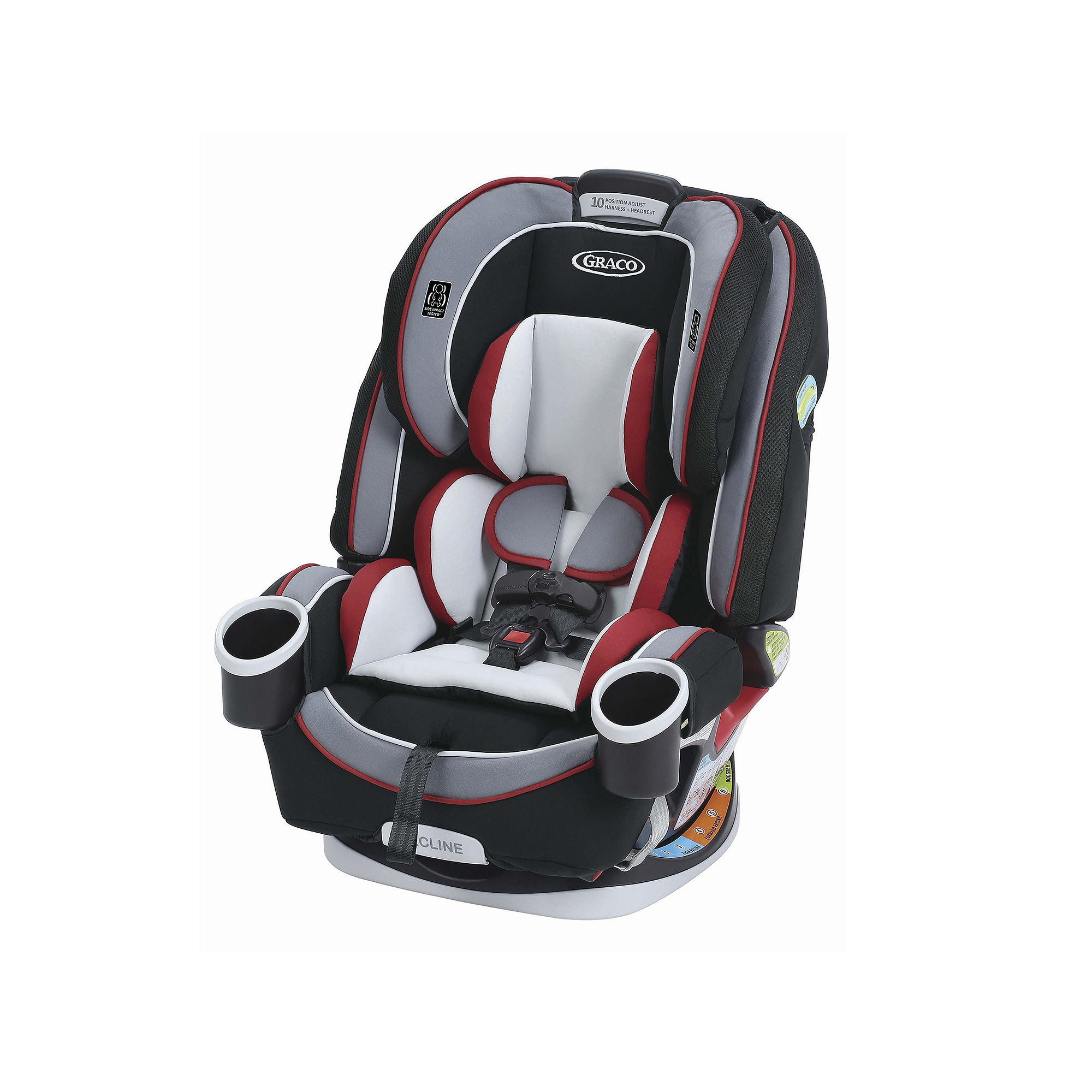 cheap graco nautilus 65 3 in 1 multi use harness booster car seat in track now cheap car seat. Black Bedroom Furniture Sets. Home Design Ideas